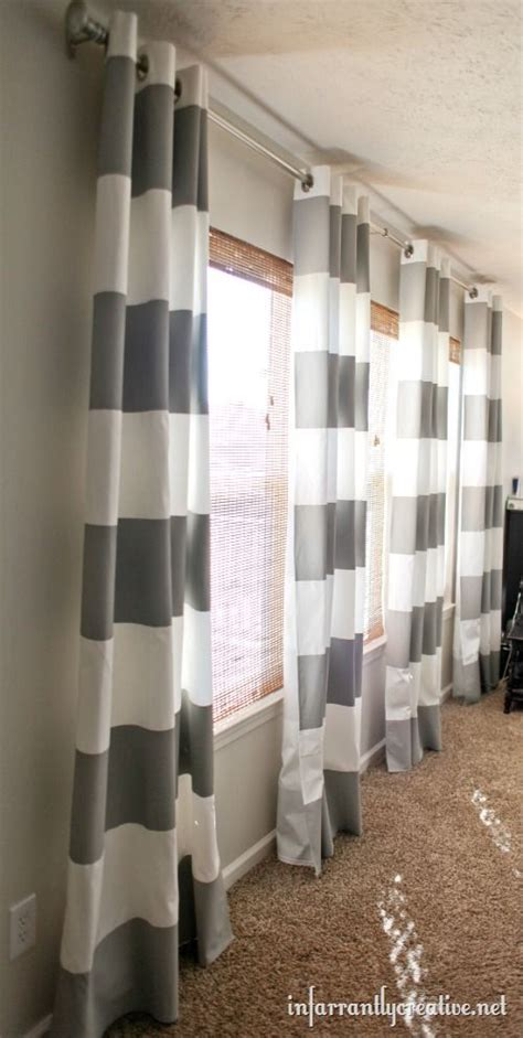 curtains for 3 windows in a row 25 best large window curtains ideas on
