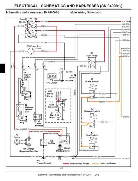 deere la145 wiring diagram deere d170 wiring