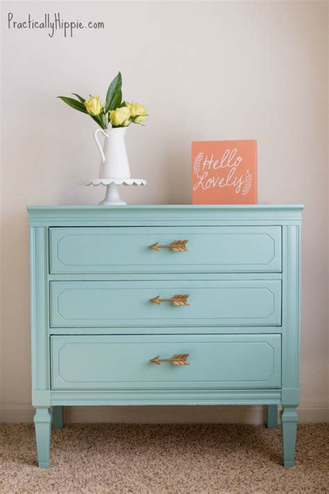custom blue nightstand general finishes design center