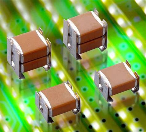murata capacitors automotive murata targets automotive markets with launch of chip monolithic ceramic capacitors with metal pins