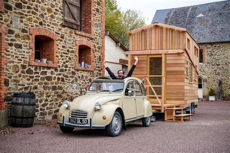tiny tiny french tiny house movement growing with quot la tiny house quot