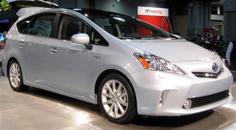 books about how cars work 2012 toyota prius plug in hybrid on board diagnostic system file 2012 toyota prius v 2011 dc jpg wikimedia commons