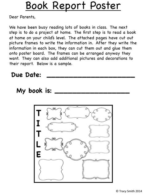 book report letter to parents 17 best images about book studies for all ages on
