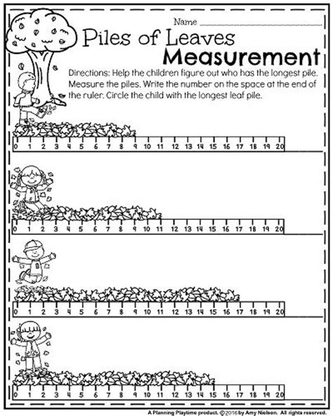 25 best ideas about measurement worksheets on pinterest