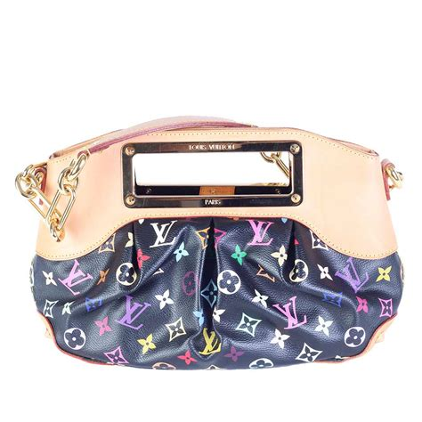 Promo Limited Lv Duomo Crossbody louis vuitton multicolor judy pm noir luxity