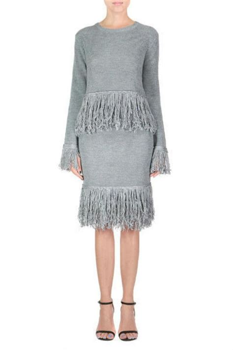 Topten Sweater 1 Fringe Sweater Top Shoptiques