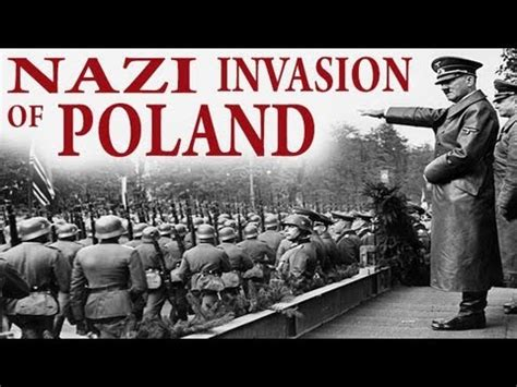 film perang usa vs germany the nazi invasion of poland in 1939 captured wwii german