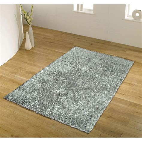 Tapis Leroy Merlin by Tapis Gris Shaggy Lilou L 60 X L 110 Cm Leroy Merlin