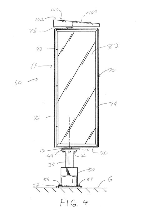 Patent US20120198739 - Rotating panel display - Google Patents
