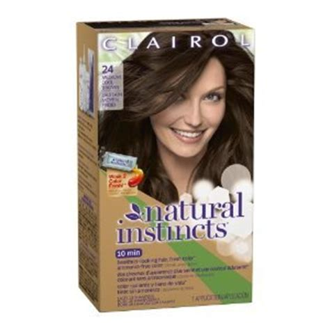 over the counter hair color without ammonia 302 found
