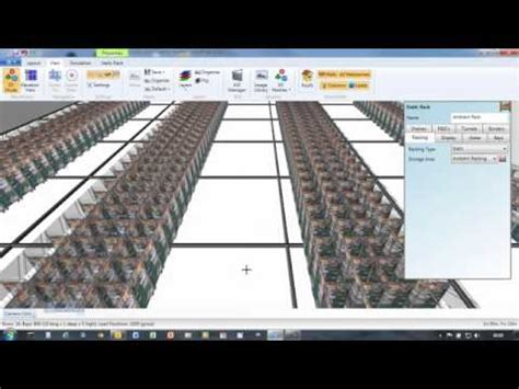 class warehouse layout and simulation class warehouse layout and simulation youtube
