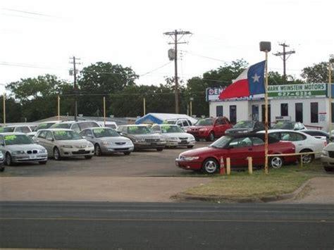 Used Cars Burnet Road Weinstein Motors Car Dealership In Tx 78756