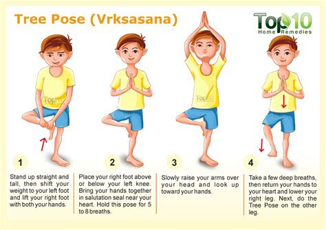 printable yoga poses for toddlers 10 amazing yoga poses for your kids to keep them fit and