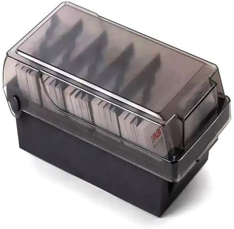 Card Holder Alfabeth Diskon business card holder rolodex with alphabet 600cards price