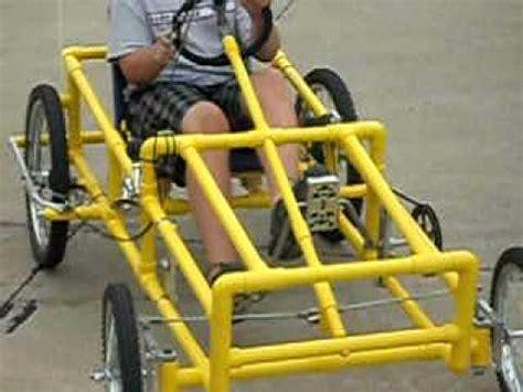 build from pvc pipe car maxi s pvc car youtube