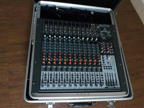 Mixer Behringer Xenyx X2442usb behringer xenyx x2442usb image 522767 audiofanzine