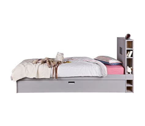 Chase Storage Bed With Underbed Trundle For Kids In S A Beds With Trundle And Storage