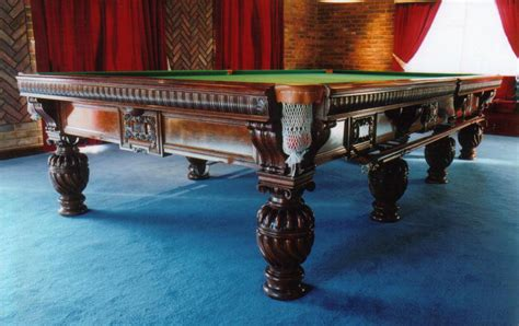 Antique Snooker Dining Table Snooker Tables Snooker Dining Table Snooker Diners For Sale