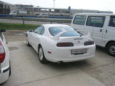 Toyota Supra 2002 For Sale 2002 Toyota Supra Pictures 3 0l Gasoline Fr Or Rr