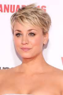 penny i on big bang theory new hair cut how kaley cuoco bypassed the awkward stages in growing out