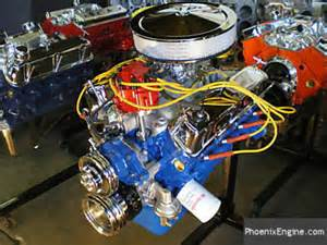 Ford 351w Crate Engine Crate Engines For Ford 302 And Ford 351w Midnight Blue