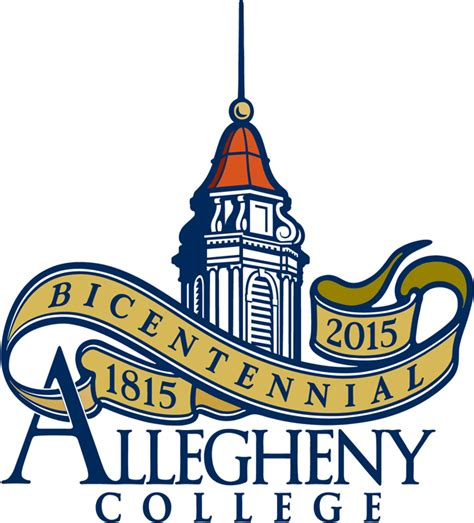 Allegheny College Academic Calendar Allegheny College Launches Bicentennial Website Includes