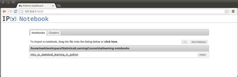 Python Launcher Notebook 安装启动ipython notebook getting up and running wit 简书