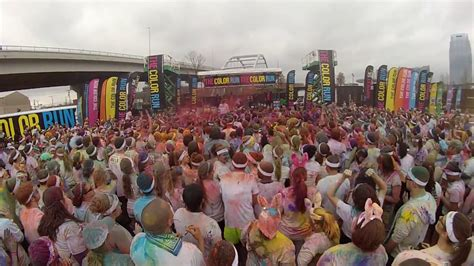 the color run nashville color run after nashville 2013