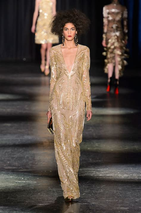 Naeem Khan Fall 2008 by Naeem Khan At New York Fashion Week Fall 2016 Livingly