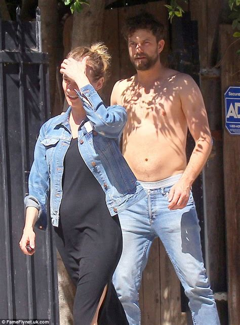 diane kruger  joshua jackson enjoy casual west