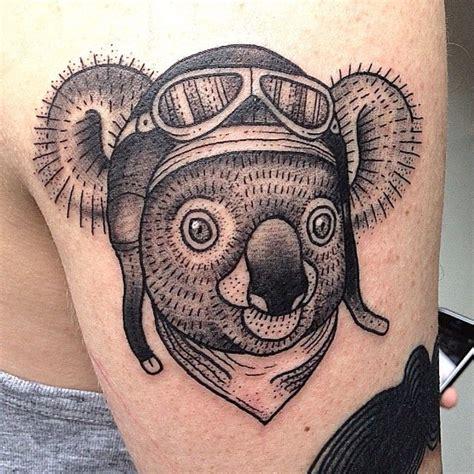 geometric koala tattoo 17 best images about koala tattoos on pinterest koala