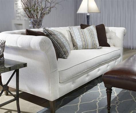 bridgeport sofa bridgeport sofa in white norwalk custom pinterest