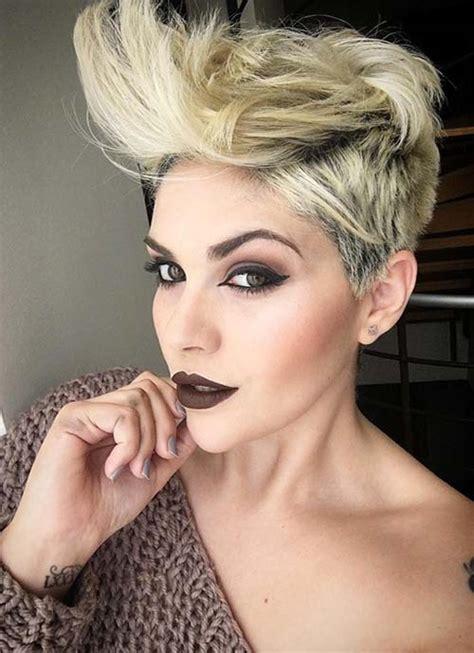 flipped pixie hairstyles 100 short hairstyles for women pixie bob undercut hair
