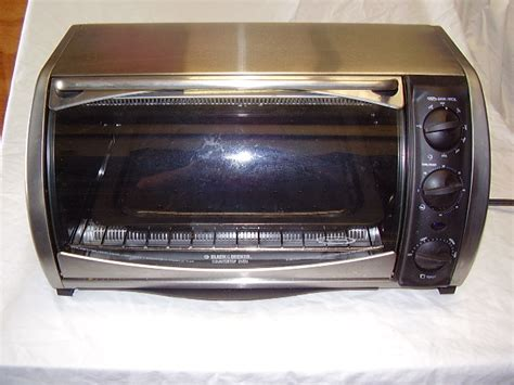 Black and Decker Countertop oven 12""