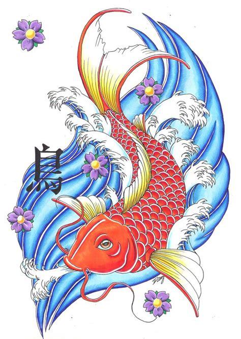 tattoo oriental koi 2008 japanese koi tattoo by nessi6688 on deviantart