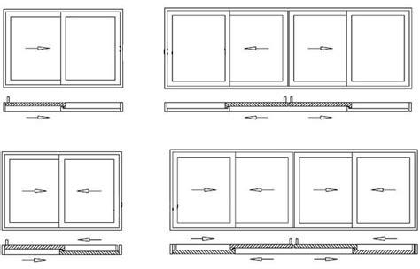 Schiebefenster Horizontal by Pvc Horizontal Schiebefenster Und T 252 Ren Mit Sch 246 N Aussehen