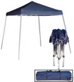 Portable Outdoor Canopy 10 X 10 Portable Outdoor Pop Up Sun Shade Canopy Tent