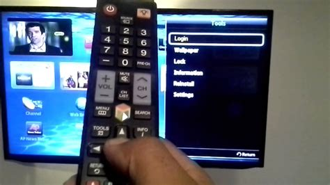 my samsung tv t connect to netflix with my samsung smart tv