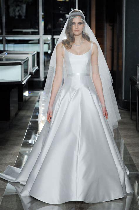 Reem Acra Bridal Spring Llection Tom Lorenzo