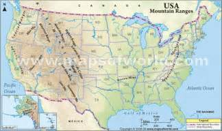 maps united states and canada