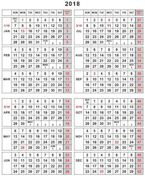 printable calendar 2018 with julian dates julian calendar 2018 calendar printable free