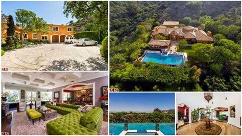 bruno mars house celeb r e bruno mars purchases secluded studio city mansion san fernando valley blog