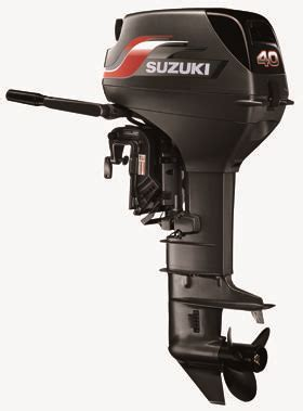 for sale 40 hp suzuki outboard engine obm best for 15 to