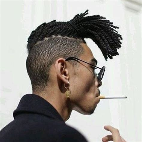 flat top with dreads 23 dope haircuts for black men
