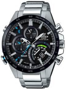 Casio Edifice Casio Edifice Eqb501 Watches Ablogtowatch