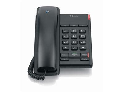 Bt Address Search Bt Converse 2100 Black Corded Phone 040206 Bt Shop