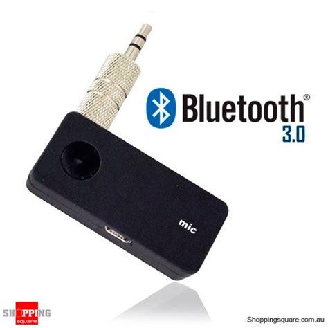 car bluetooth 3 0 music receiver a2dp aux audio adaptor