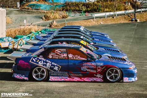 japanese drift cars team a bo moon meet the og s stancenation form