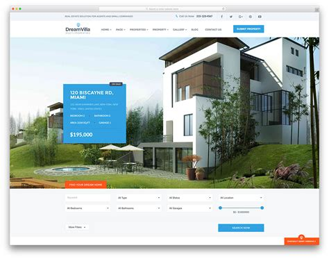 house real estate toowoomba 40 best real estate wordpress themes for agencies