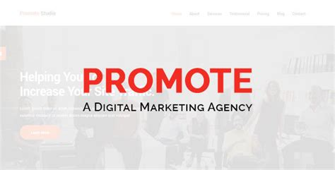 themeforest digital marketing promote digital marketing agency by dreambuzz themeforest